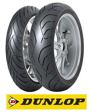 Dunlop motorcycle tyres