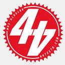 44 Teeth logo
