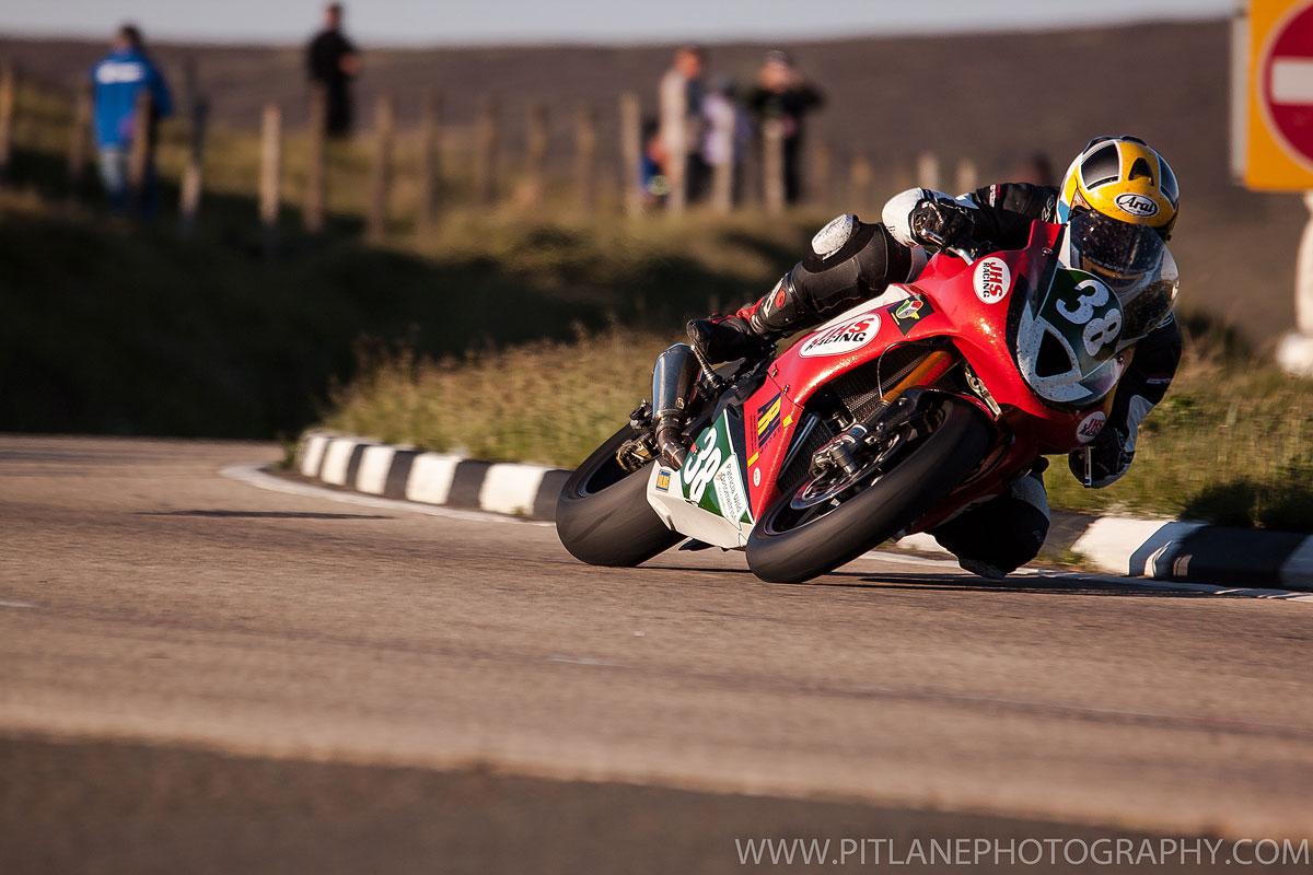 JHS Racing Suzuki Isle of Man TT
