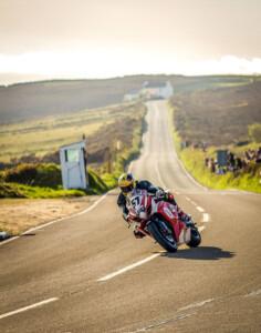 JHS Racing Suzuki GSXR IoM TT