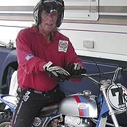 Mick Andrews motocross