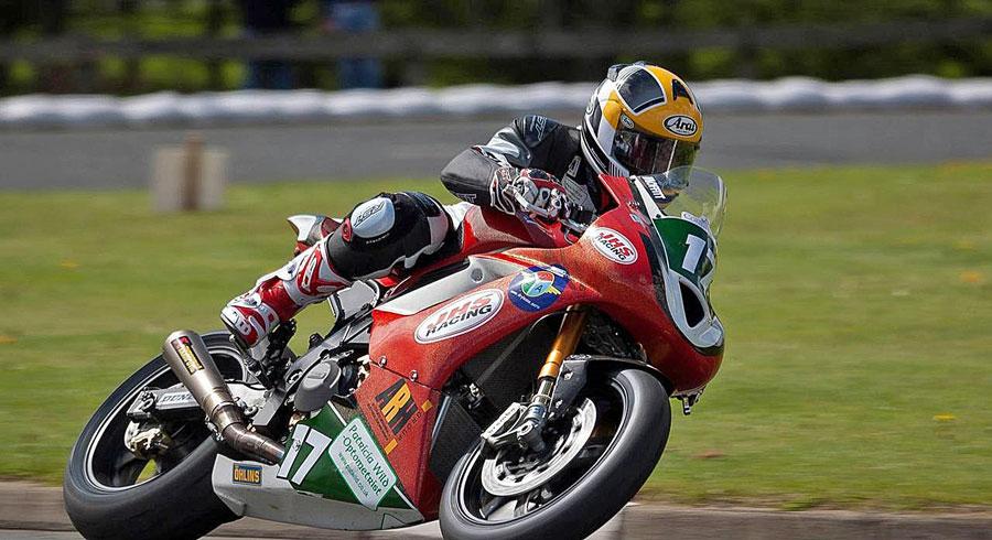 Dave Moffitt JHS Racing