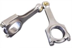 H-beam racing con-rods