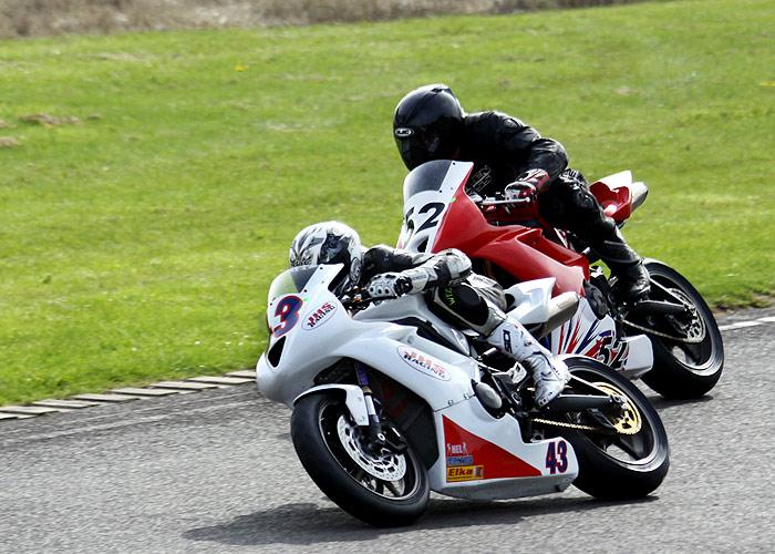 Aaron Walker JHS Racing
