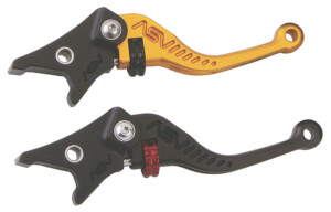 ASV motorcycle levers