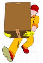 Mail order suspension service