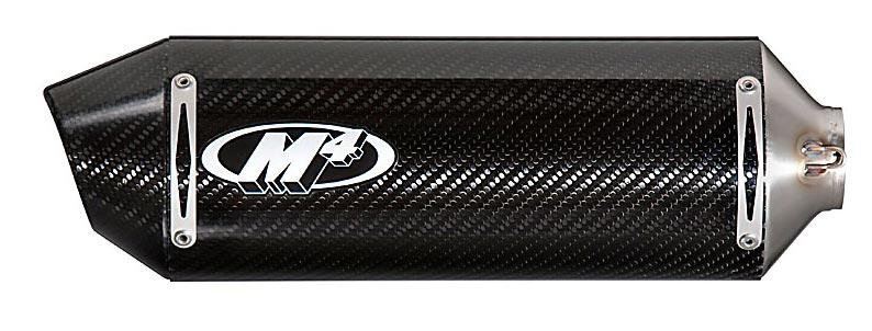 M4 motorcycle exhausts