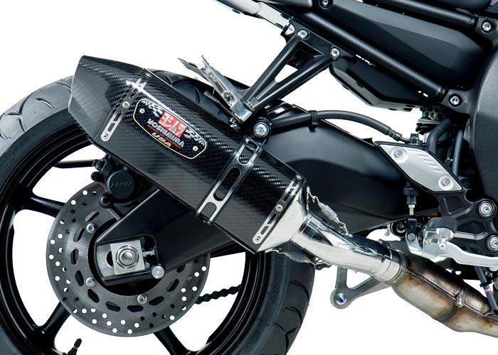 Yoshimura motorcycle exhaust