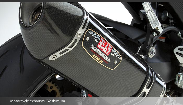 Yoshimura motorcycle exhausts