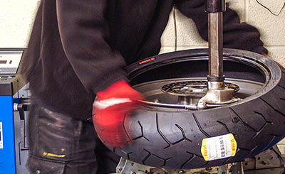 Motorcycle tyres Bristol Bath